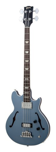 Gibson USA BAMSPBCH1 Midtown Signature Bass 2014 4-String Bass Guitar - Pelham Blue