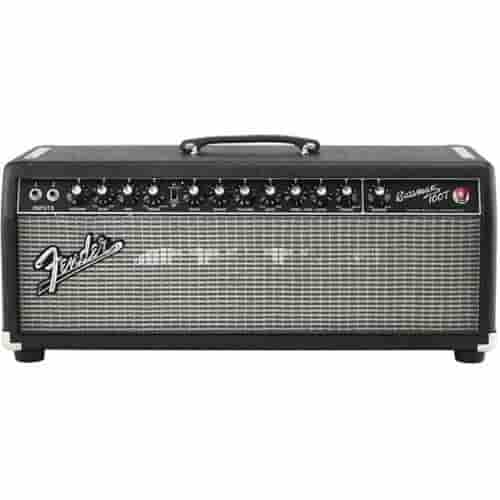 Fender Bassman 100T 100-Watt Tube Head