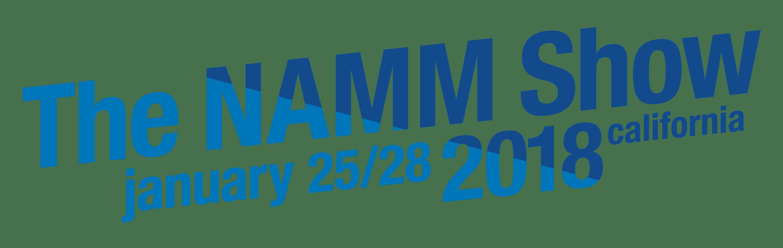 NAMM 2018 LOGO